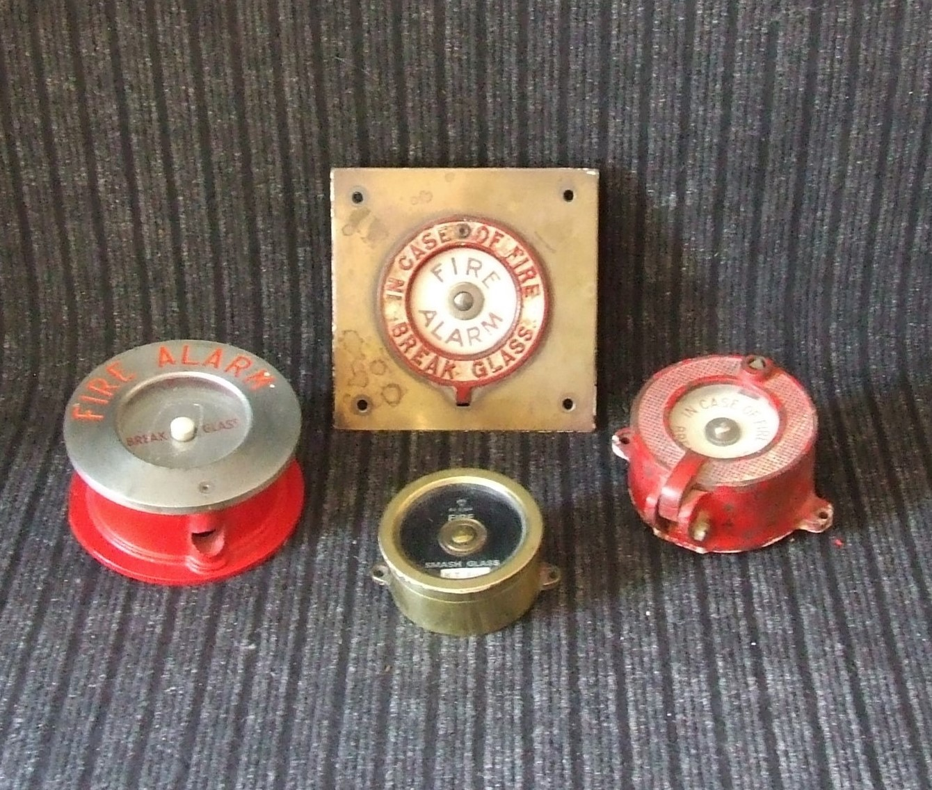 Historic Call Points -  KT Fire Protection